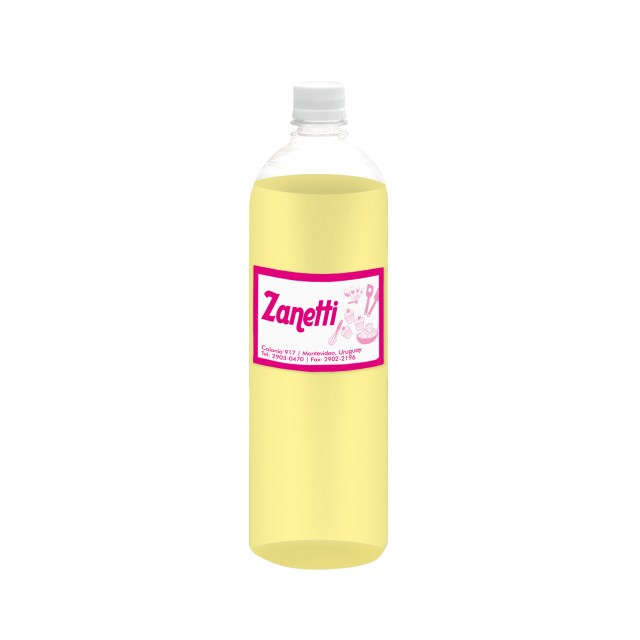 Color Liquido Amarillo 1L